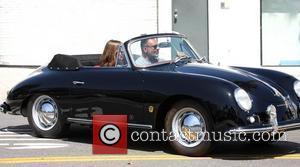 Lord Baltimore designer Christian Audigier gets a surprise birthday gift from his girlfriend Nathalie Sorensen: a vintage 1958 Super Cabriolet...