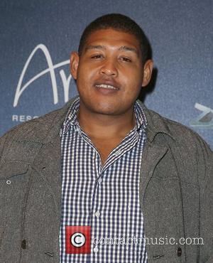 Omar Benson Miller attends the Zarkana by Cirque Du Soleil swings into the spotlight at Aria Resort and Casino in...