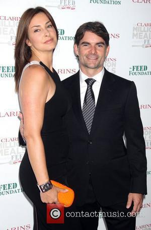 Ingrid Vandebosch, Jeff Gordon  2012 Clarins Million Meals Concert For FEED at Alice Tully Hall, Lincoln Center New York...