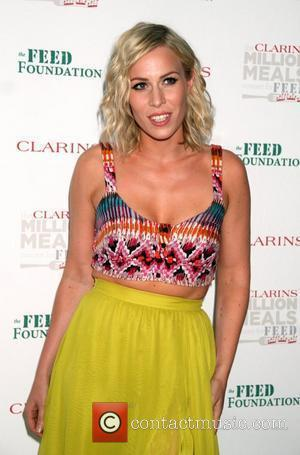 Natasha Bedingfield  2012 Clarins Million Meals Concert For FEED at Alice Tully Hall, Lincoln Center New York City, USA...