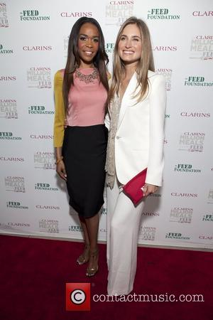 Michelle Williams, Lauren Bush