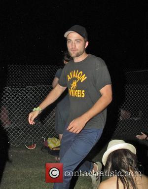 Coachella, Robert Pattinson