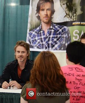 Sam Trammell Phila Comic Con 2012 at the Pennsylvania Convention Center Philadelphia, PA - 02.06.12