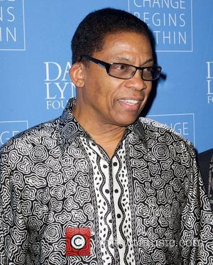 Herbie Hancock Celebrities attend 'An Intimate Night Of Jazz' at Frederick P. Rose Hall at Lincoln Center  Featuring: Herbie...