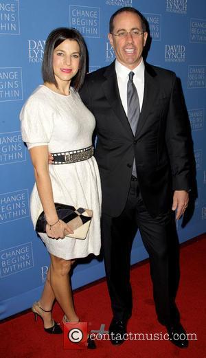 Jessica Seinfeld and Jerry Seinfeld