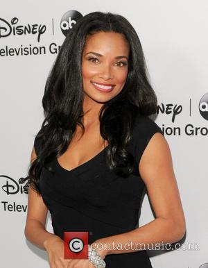 "Rochelle Aytes Disney ABC Television Group Hosts ""TCA Winter Press Tour"" at the Langham Huntington Hotel,  Pasadena  Featuring:..."