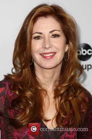 "Dana Delany Disney ABC Television Group Hosts ""TCA Winter Press Tour"" at the Langham Huntington Hotel  Featuring: Dana Delany..."