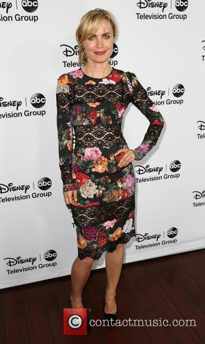 "Radha Mitchell Disney ABC Television Group Hosts ""TCA Winter Press Tour"" at the Langham Huntington Hotel  Featuring: Radha Mitchell..."