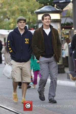 Dylan Walsh Dylan Walsh out christmas shopping at The Grove  Featuring: Dylan Walsh Where: Los Angeles, California, United States...