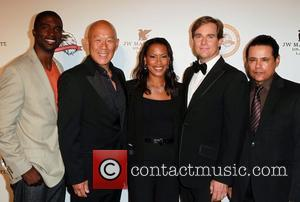 Ransford Doherty, Michael Paul Chan, Kearran Giovanni, Philip P. Keene and Raymond Cruz