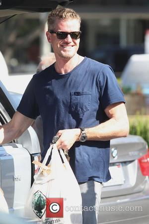 Eric Dane leaving Whole Foods supermarket Los Angeles, California - 14.05.12
