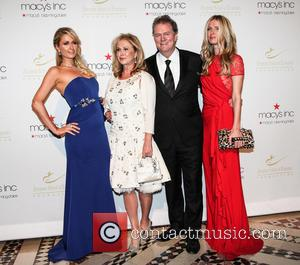Paris Hilton, Kathy Hilton, European School Of Economics, Rick Hilton and Nicky Hilton