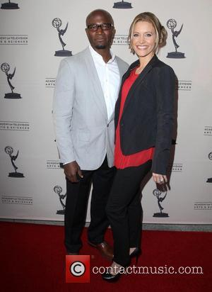 Taye Diggs, KaDee Strickland  Academy of Television Arts & Sciences Presents Welcome To Shondaland: An Evening With Shonda Rhimes...