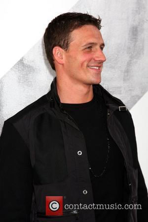 Ryan Lochte  at the Los Angeles Premiere of The Expendables 2 at Grauman's Chinese Theatre. Hollywood, California - 15.08.12