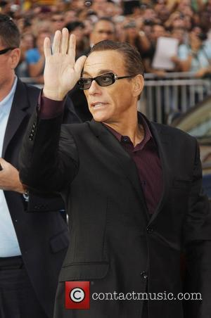 Jean Claude Van Damme  The Los Angeles Premiere of The Expendables 2 at Grauman's Chinese Theatre - Outside Arrivals...