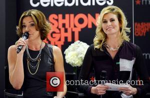 Countess Luann De Lesseps and Niki Taylor