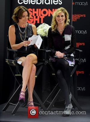Countess LuAnn De Lesseps and Niki Taylor Fashion's Night Out 2012 - Celebration at Macy's Aventura Mall  Aventura, Florida...