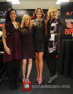 Julissa Bermudez, Countess Luann De Lesseps and Niki Taylor