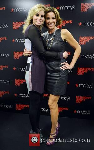 Niki Taylor and Countess Luann De Lesseps