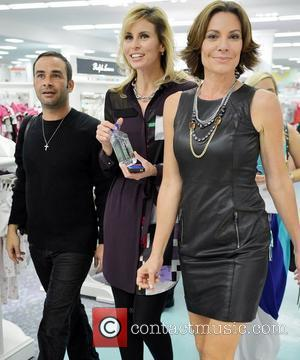 Niki Taylor and Countess Luann de Lesseps