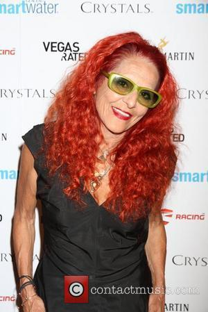 Patricia Field Fashion's Night Out - Patricia Field at Crystals at City Center Las Vegas, Nevada - 06.09.12