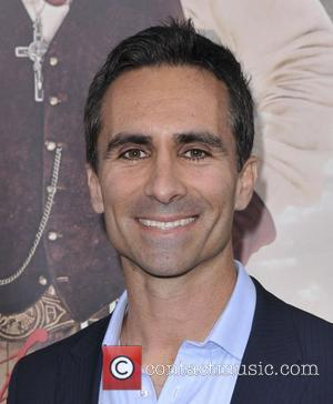 Nestor Carbonell  Premiere Of ARC Entertainment's For Greater Glory - Arrivals at the Samuel Goldwyn Theater Beverly Hills, California...