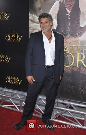 Steven Bauer  Premiere Of ARC Entertainment's For Greater Glory - Arrivals at the Samuel Goldwyn Theater Beverly Hills, California...