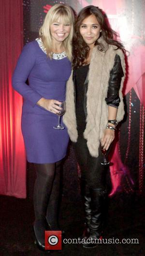 Kate Thornton, Myleene Klass and South Bank