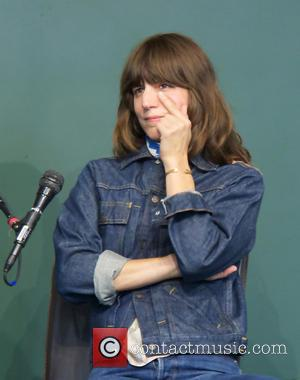 Fred Armisen and Eleanor Friedberger