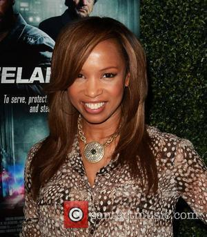 Elise Neal attends the Lionsgate Home Entertainment and Grindstone VIP screening of Freelancers at the Mann Chinese Theater Hollywood, California...