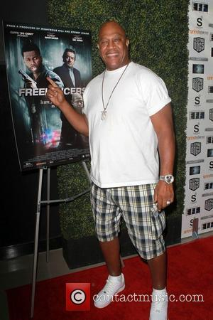 Tommy 'Tiny' Lister attend the Lionsgate Home Entertainment and Grindstone VIP screening of Freelancers at the Mann Chinese Theater Hollywood,...