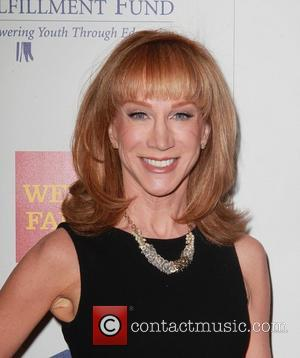 Kathy Griffin and Beverly Hilton Hotel