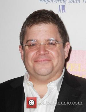 Patton Oswalt    The Fulfillment Fund's STARS 2012 Benefit Gala - Arrivals at The Beverly Hilton Hotel Beverly...