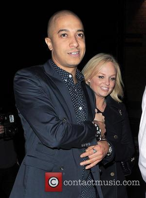 Emma Bunton and Jade Jones
