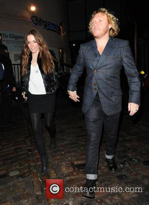 Leigh Francis; Jill Carter Celebrities leaving Gilgamesh in Camden  Featuring: Leigh Francis, Jill Carter Where: London, United Kingdom When:...