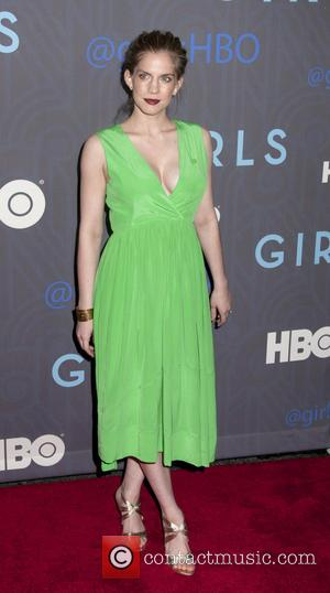 Anna Chlumsky HBO Hosts The Premiere Of