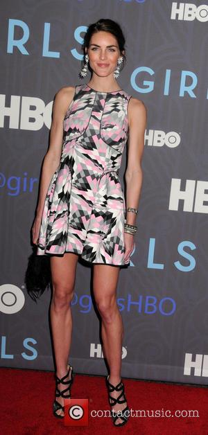 Hilary Rhoda HBO Hosts The Premiere Of
