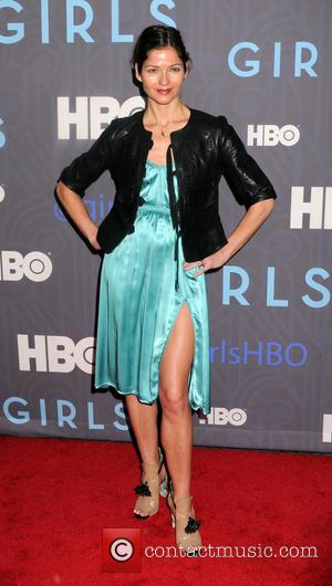 Jill Hennessy HBO Hosts The Premiere Of