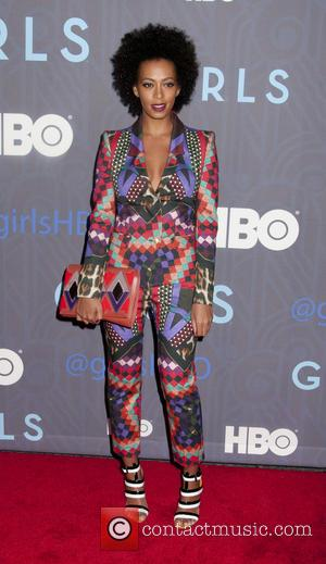 Solange Knowles HBO Hosts The Premiere Of