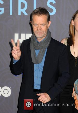 William H. Macy HBO Hosts The Premiere Of