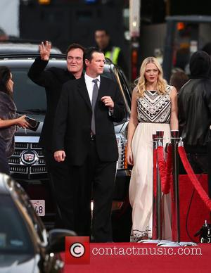 Quentin Tarantino, Beverly Hilton Hotel
