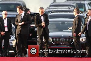 George Clooney 70th Annual Golden Globe Awards held at the Beverly Hilton Hotel - Outside Arrivals  Featuring: George Clooney...