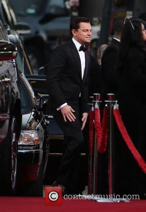 Leonardo DiCaprio and Beverly Hilton Hotel