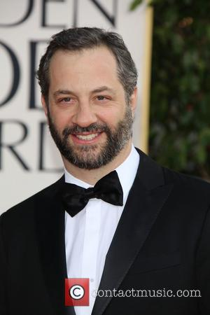Judd Apatow and Beverly Hilton Hotel