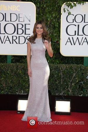 Maria Menounos and Beverly Hilton Hotel