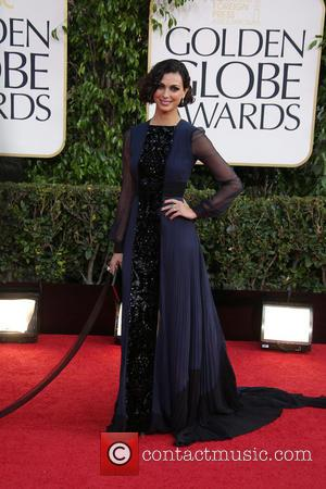 Morena Baccarin and Beverly Hilton Hotel
