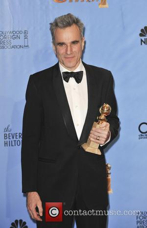 Daniel Day-lewis and Beverly Hilton Hotel