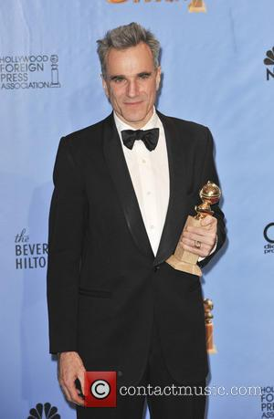 Daniel Day-Lewis 70th Annual Golden Globe Awards held at the Beverly Hilton Hotel - Press Room  Featuring: Daniel Day-Lewis...