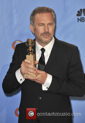 Kevin Costner and Beverly Hilton Hotel