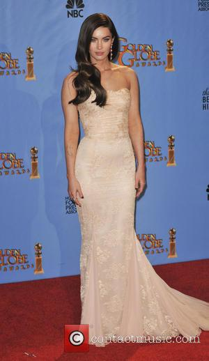 Megan Fox and Beverly Hilton Hotel